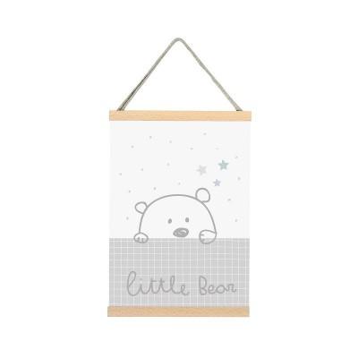 Cuadro Decorativo Infantil Bear Petit...