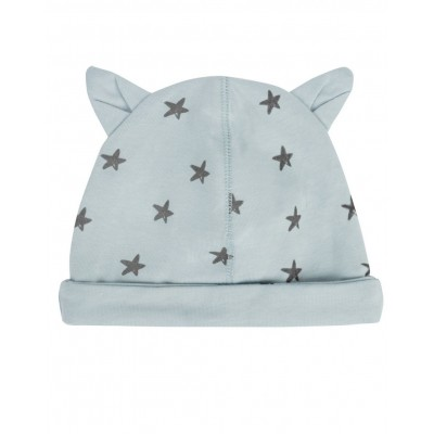 Gorro Little Star Azul Baby Clic