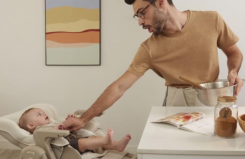 Mejores tronas para bebés 2020
