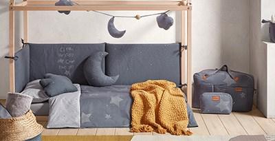 Colección Etoile Azul NochePetit Praia