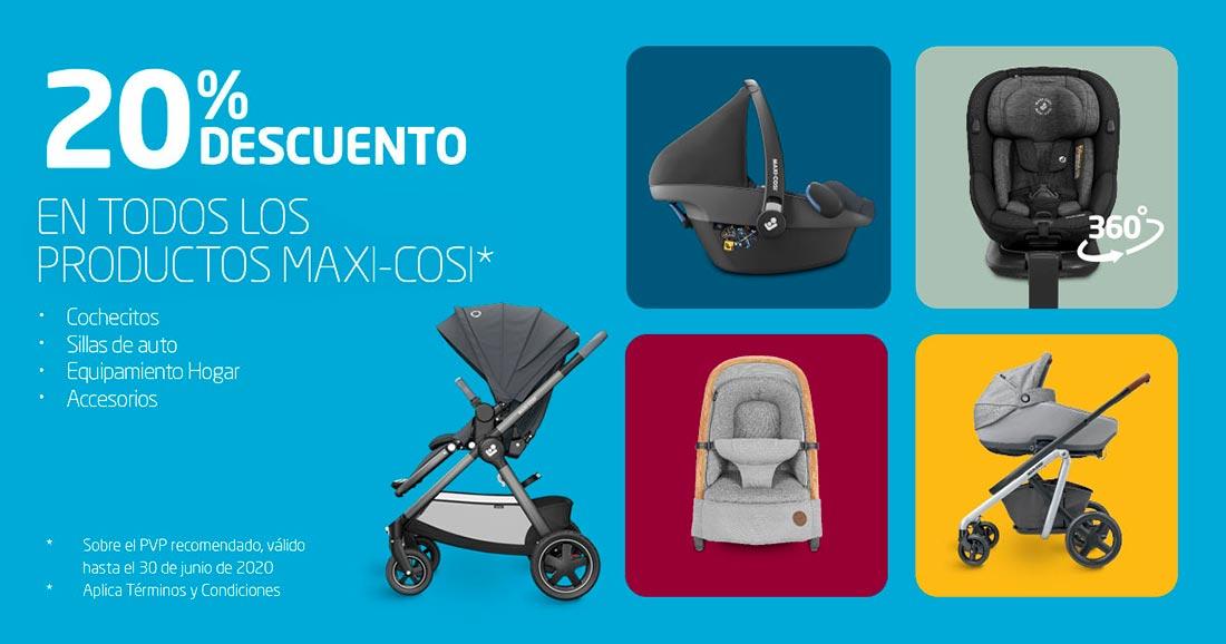 Oferta CabriFix Maxi-Cosi