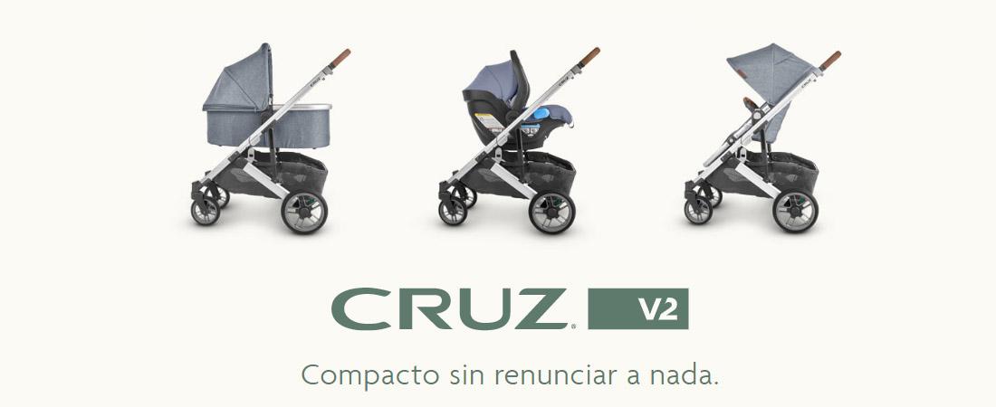 Cochecito Uppababy Cruz V2 2020